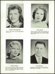Page 14, 1959 Edition, Grafton High School - Blackhawk Yearbook (Grafton, WI) online yearbook collection