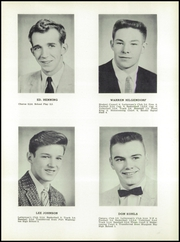 Page 15, 1959 Edition, Grafton High School - Blackhawk Yearbook (Grafton, WI) online yearbook collection