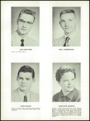Page 16, 1959 Edition, Grafton High School - Blackhawk Yearbook (Grafton, WI) online yearbook collection