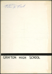 Page 2, 1959 Edition, Grafton High School - Blackhawk Yearbook (Grafton, WI) online yearbook collection
