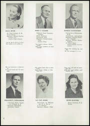 Page 12, 1948 Edition, Monroe High School - M Book Yearbook (Monroe, WI) online yearbook collection