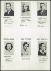 Page 14, 1948 Edition, Monroe High School - M Book Yearbook (Monroe, WI) online yearbook collection