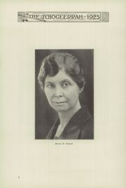 Page 10, 1925 Edition, Fort Atkinson High School - Tchogeerrah Yearbook (Fort Atkinson, WI) online yearbook collection