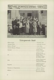 Page 14, 1925 Edition, Fort Atkinson High School - Tchogeerrah Yearbook (Fort Atkinson, WI) online yearbook collection