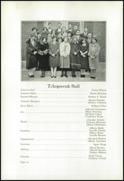 Page 14, 1926 Edition, Fort Atkinson High School - Tchogeerrah Yearbook (Fort Atkinson, WI) online yearbook collection