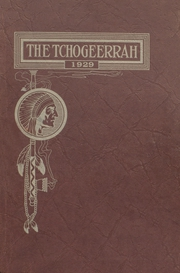 1929 Edition, Fort Atkinson High School - Tchogeerrah Yearbook (Fort Atkinson, WI)