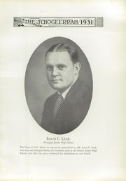 Page 11, 1931 Edition, Fort Atkinson High School - Tchogeerrah Yearbook (Fort Atkinson, WI) online yearbook collection