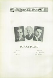 Page 12, 1931 Edition, Fort Atkinson High School - Tchogeerrah Yearbook (Fort Atkinson, WI) online yearbook collection