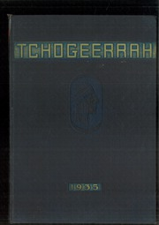 1935 Edition, Fort Atkinson High School - Tchogeerrah Yearbook (Fort Atkinson, WI)