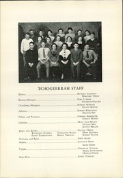 Page 13, 1935 Edition, Fort Atkinson High School - Tchogeerrah Yearbook (Fort Atkinson, WI) online yearbook collection
