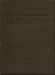 1937 Edition, Fort Atkinson High School - Tchogeerrah Yearbook (Fort Atkinson, WI)