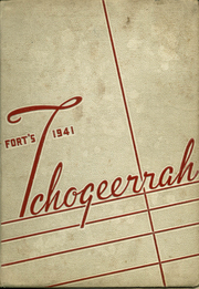 Page 1, 1941 Edition, Fort Atkinson High School - Tchogeerrah Yearbook (Fort Atkinson, WI) online yearbook collection