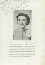 Page 11, 1941 Edition, Fort Atkinson High School - Tchogeerrah Yearbook (Fort Atkinson, WI) online yearbook collection