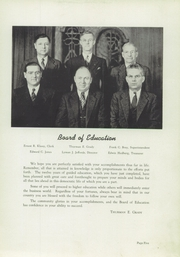 Page 9, 1941 Edition, Fort Atkinson High School - Tchogeerrah Yearbook (Fort Atkinson, WI) online yearbook collection