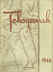 1946 Edition, Fort Atkinson High School - Tchogeerrah Yearbook (Fort Atkinson, WI)