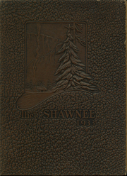 1933 Edition, Shawano High School - Shawnee Yearbook (Shawano, WI)