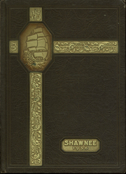 1936 Edition, Shawano High School - Shawnee Yearbook (Shawano, WI)