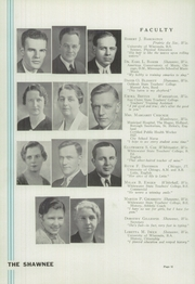 Page 16, 1936 Edition, Shawano High School - Shawnee Yearbook (Shawano, WI) online yearbook collection