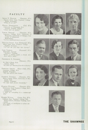 Page 17, 1936 Edition, Shawano High School - Shawnee Yearbook (Shawano, WI) online yearbook collection