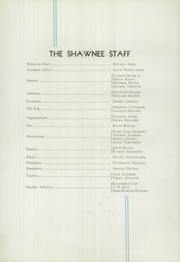 Page 8, 1936 Edition, Shawano High School - Shawnee Yearbook (Shawano, WI) online yearbook collection