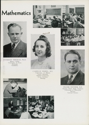 Page 17, 1943 Edition, Shawano High School - Shawnee Yearbook (Shawano, WI) online yearbook collection