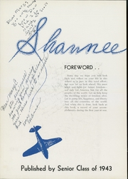 Page 6, 1943 Edition, Shawano High School - Shawnee Yearbook (Shawano, WI) online yearbook collection