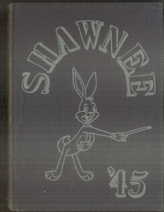 1945 Edition, Shawano High School - Shawnee Yearbook (Shawano, WI)