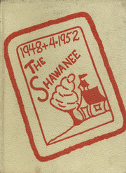 1952 Edition, Shawano High School - Shawnee Yearbook (Shawano, WI)