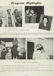 Page 10, 1952 Edition, Shawano High School - Shawnee Yearbook (Shawano, WI) online yearbook collection