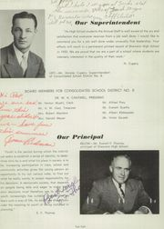 Page 12, 1952 Edition, Shawano High School - Shawnee Yearbook (Shawano, WI) online yearbook collection