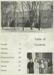 Page 6, 1952 Edition, Shawano High School - Shawnee Yearbook (Shawano, WI) online yearbook collection