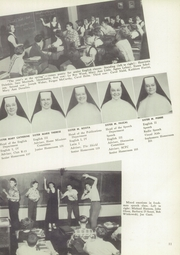 Page 17, 1952 Edition, St Catherines High School - Lance Yearbook (Racine, WI) online yearbook collection