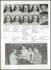 Page 16, 1954 Edition, St Catherines High School - Lance Yearbook (Racine, WI) online yearbook collection