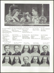 Page 17, 1954 Edition, St Catherines High School - Lance Yearbook (Racine, WI) online yearbook collection