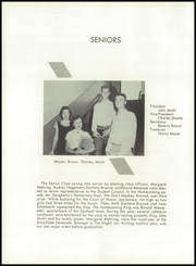 Page 10, 1954 Edition, Waterford High School - Emerald Yearbook (Waterford, WI) online yearbook collection