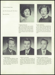Page 13, 1954 Edition, Waterford High School - Emerald Yearbook (Waterford, WI) online yearbook collection