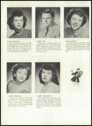 Page 14, 1954 Edition, Waterford High School - Emerald Yearbook (Waterford, WI) online yearbook collection