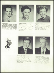 Page 15, 1954 Edition, Waterford High School - Emerald Yearbook (Waterford, WI) online yearbook collection
