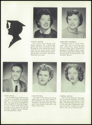 Page 17, 1954 Edition, Waterford High School - Emerald Yearbook (Waterford, WI) online yearbook collection