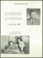 Page 9, 1954 Edition, Waterford High School - Emerald Yearbook (Waterford, WI) online yearbook collection