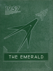 Page 1, 1957 Edition, Waterford High School - Emerald Yearbook (Waterford, WI) online yearbook collection
