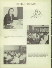 Waterford High School - Emerald Yearbook (Waterford, WI) online yearbook collection, 1957 Edition, Page 40