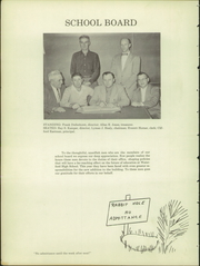 Page 8, 1957 Edition, Waterford High School - Emerald Yearbook (Waterford, WI) online yearbook collection