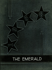 Waterford High School - Emerald Yearbook (Waterford, WI) online yearbook collection, 1958 Edition, Page 1