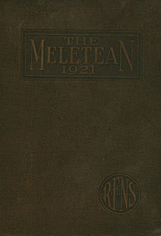 1921 Edition, River Falls High School - Kinnick Yearbook (River Falls, WI)