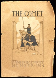 Page 1, 1914 Edition, West Division High School - Comet Yearbook (Milwaukee, WI) online yearbook collection
