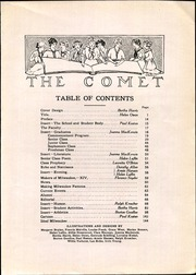 Page 15, 1914 Edition, West Division High School - Comet Yearbook (Milwaukee, WI) online yearbook collection