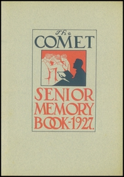 Page 5, 1927 Edition, West Division High School - Comet Yearbook (Milwaukee, WI) online yearbook collection
