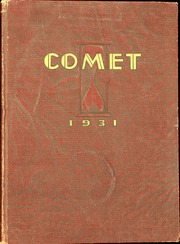 Page 1, 1931 Edition, West Division High School - Comet Yearbook (Milwaukee, WI) online yearbook collection