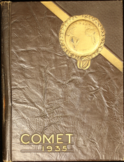 Page 1, 1935 Edition, West Division High School - Comet Yearbook (Milwaukee, WI) online yearbook collection